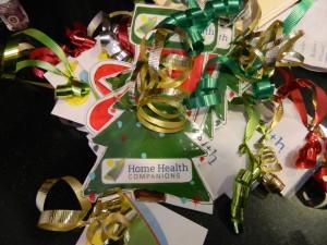 Home Health Companions Tree Ornament