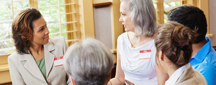 <b>Family Caregiver <br />Support Group</b>